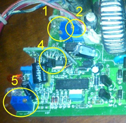 Caricabatterie Kingpan KP6002