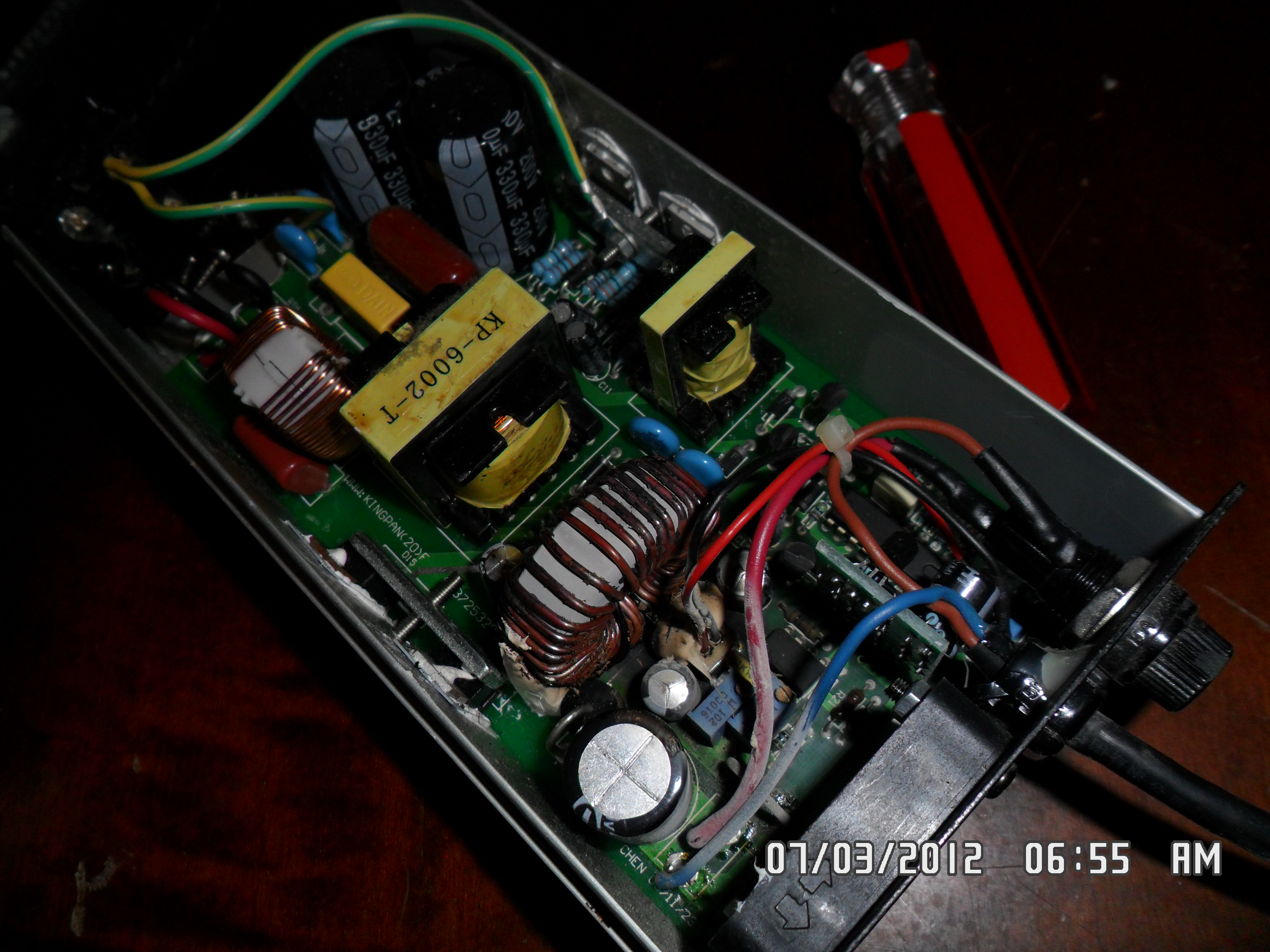 Schema Elettrico Caricabatterie Wireless : Schema elettrico caricabatterie li ion kingpan forse