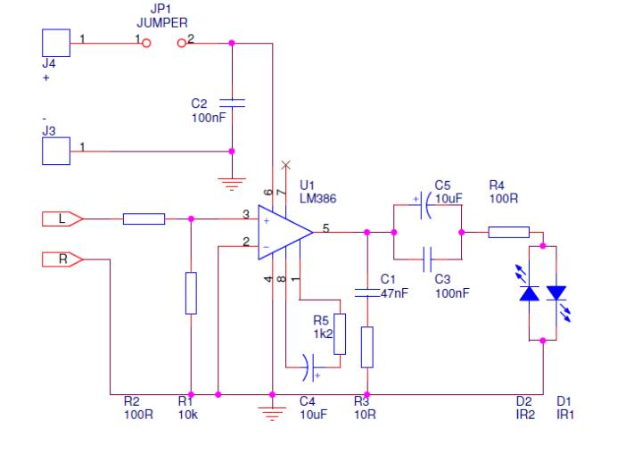 Remote control – 1: the receiver | Jumping Jack Flash weblog